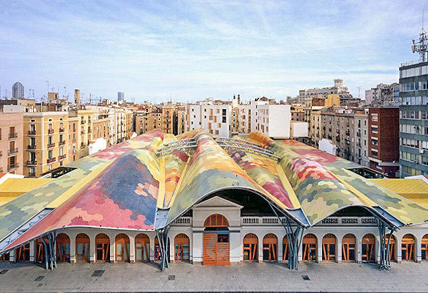 Los mejores mercados de Barcelona