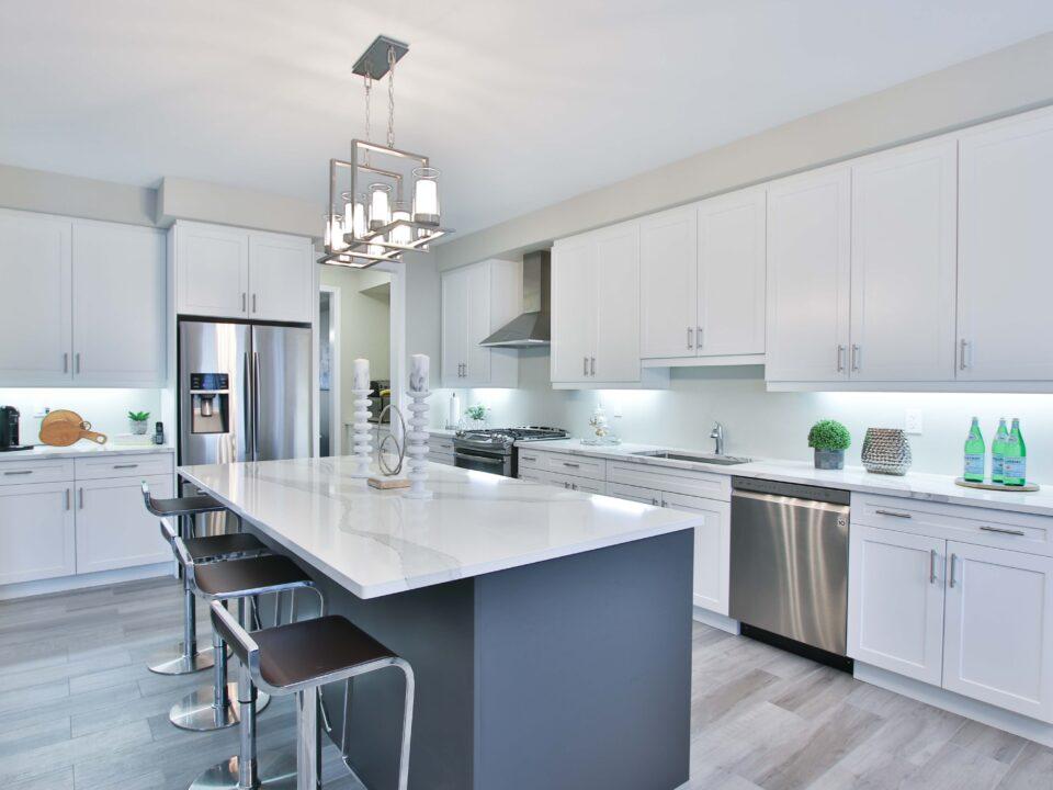 Reformar la cocina para vender tu piso